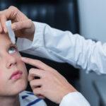 Consultul oftalmologic: cu sau fără picături