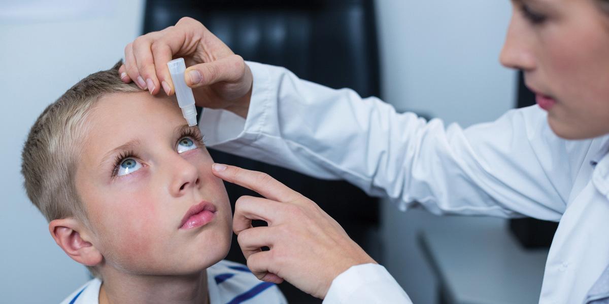 ce picături înainte de examinarea ochilor