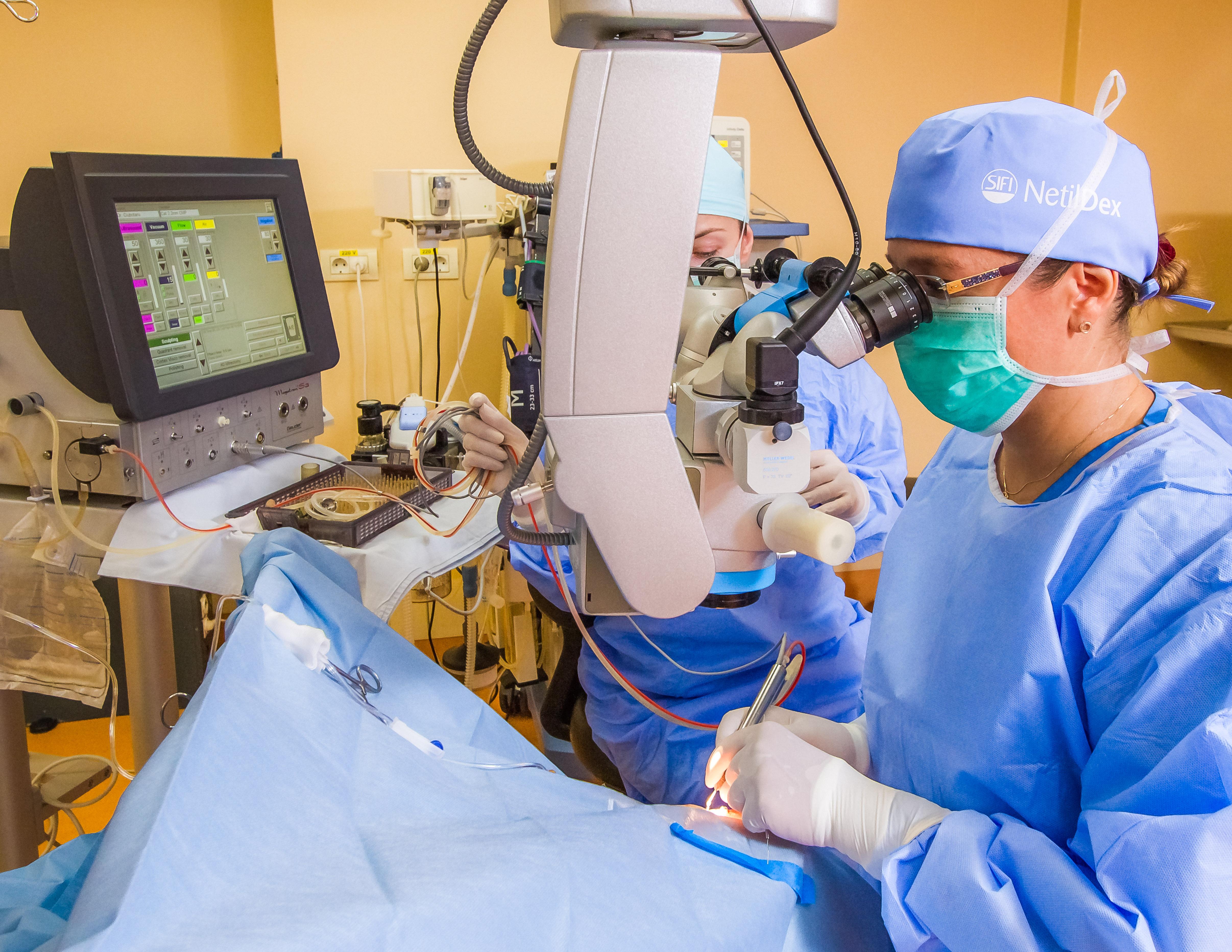 timpul de recuperare după operația de cataractă
