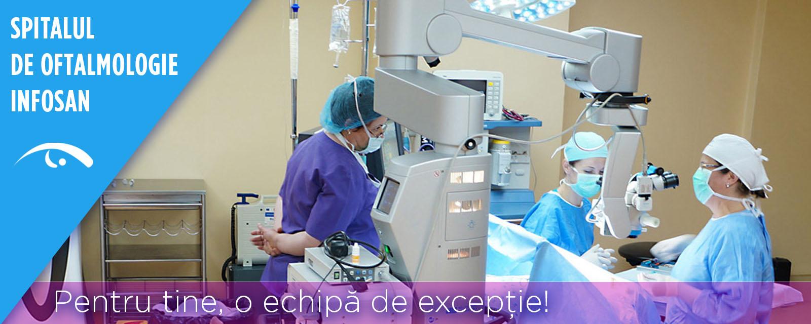 strabism - Spitalul Clinic de Urgențe Oftalmologice București