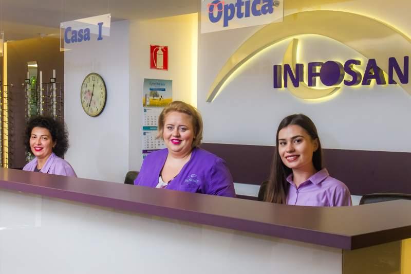 Notă de Informare privind siguranța consultațiilor și a operațiilor în Spitalul de Oftalmologie Infosan