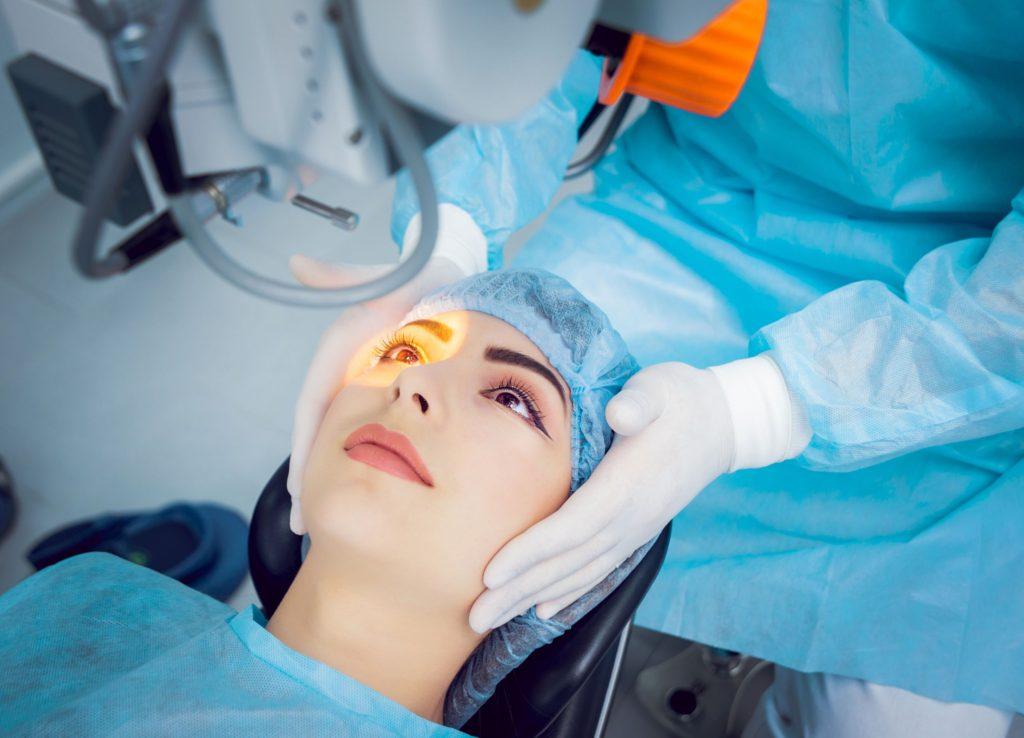 tratament cataractă, operație chirurgicală cataractă,