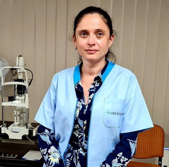 Dr. Irina Stamatian