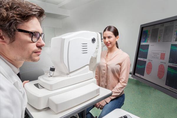 OCT, consultatie oftalmologie, investigatii oftalmologice, investigatii neurologice