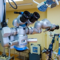 Microscop operator – Moeller Wedel, Germania